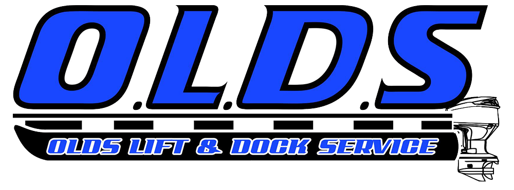 Olds Lift & Dock Service Logo